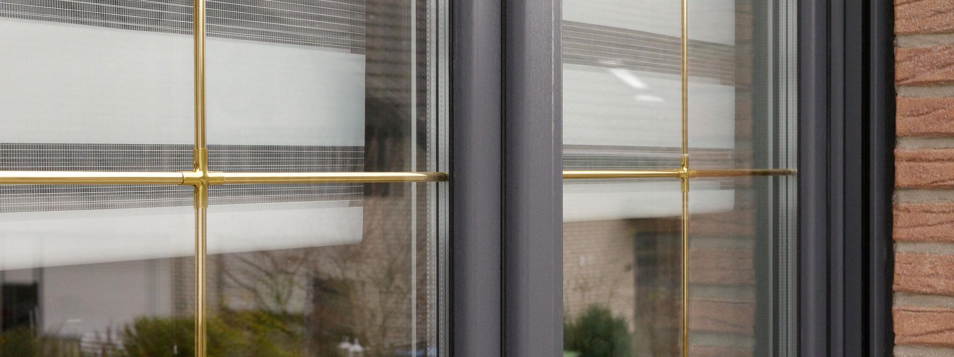 Pvc system iglo light wika fensterbau - Kunststofffenster mit sprossen ...